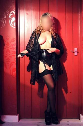 Belle blonde mature - Escort Bastia